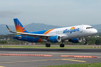 N249NV - Allegiant Air Airbus A320