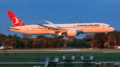TC-LLN - Turkish Airlines Boeing 787-9 Dreamliner