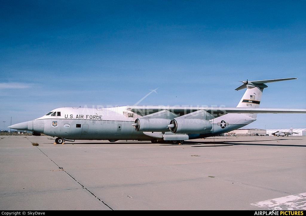 USA - Air Force 61-2771 aircraft at Edwards - AFB
