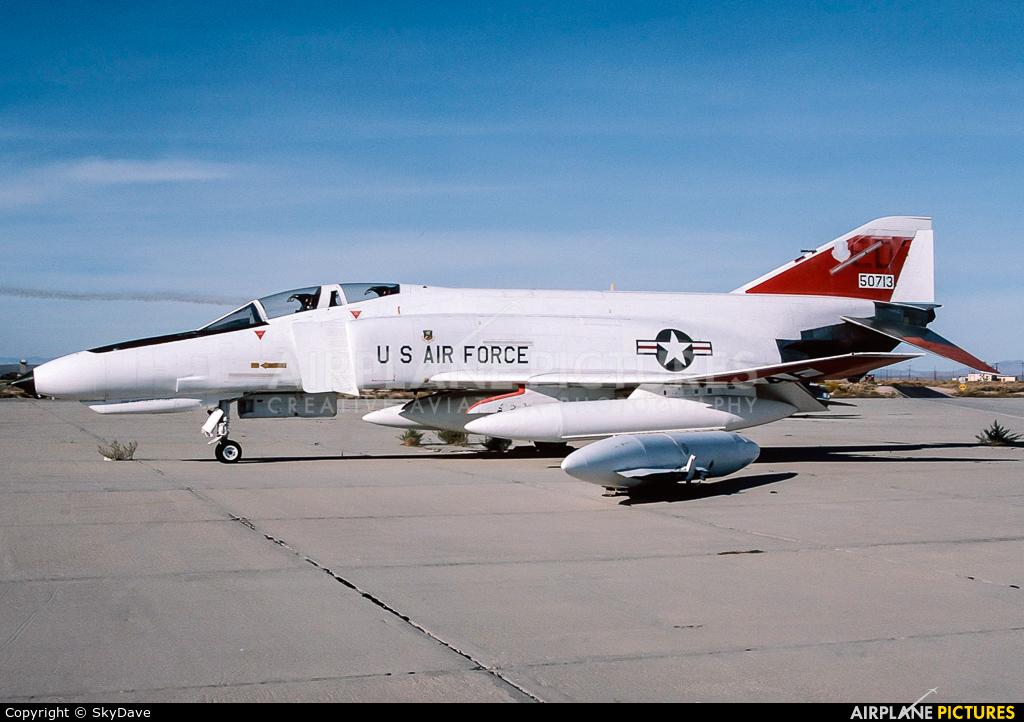 USA - Air Force 65-0713 aircraft at Edwards - AFB