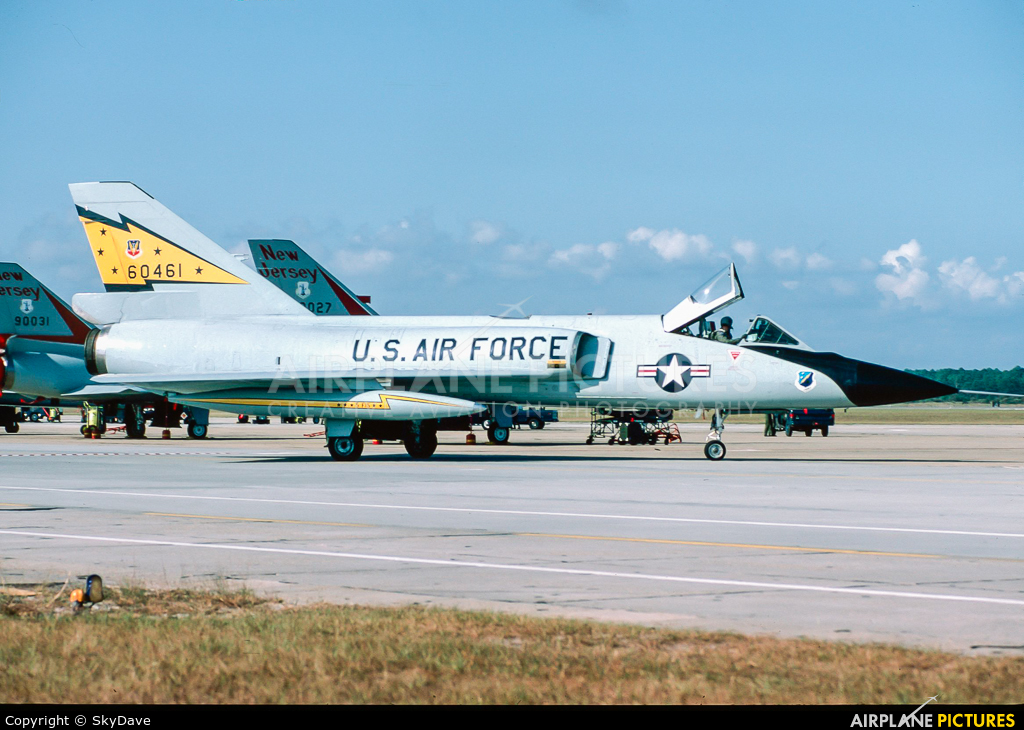 USA - Air Force 56-0461 aircraft at Panama City - Tyndall AFB