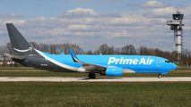 EI-DAC - Amazon Prime Air Boeing 737-800 aircraft