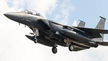 91-0321 - USA - Air Force McDonnell Douglas F-15E Strike Eagle aircraft