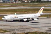 Plus Ultra A340 visited São Paulo title=