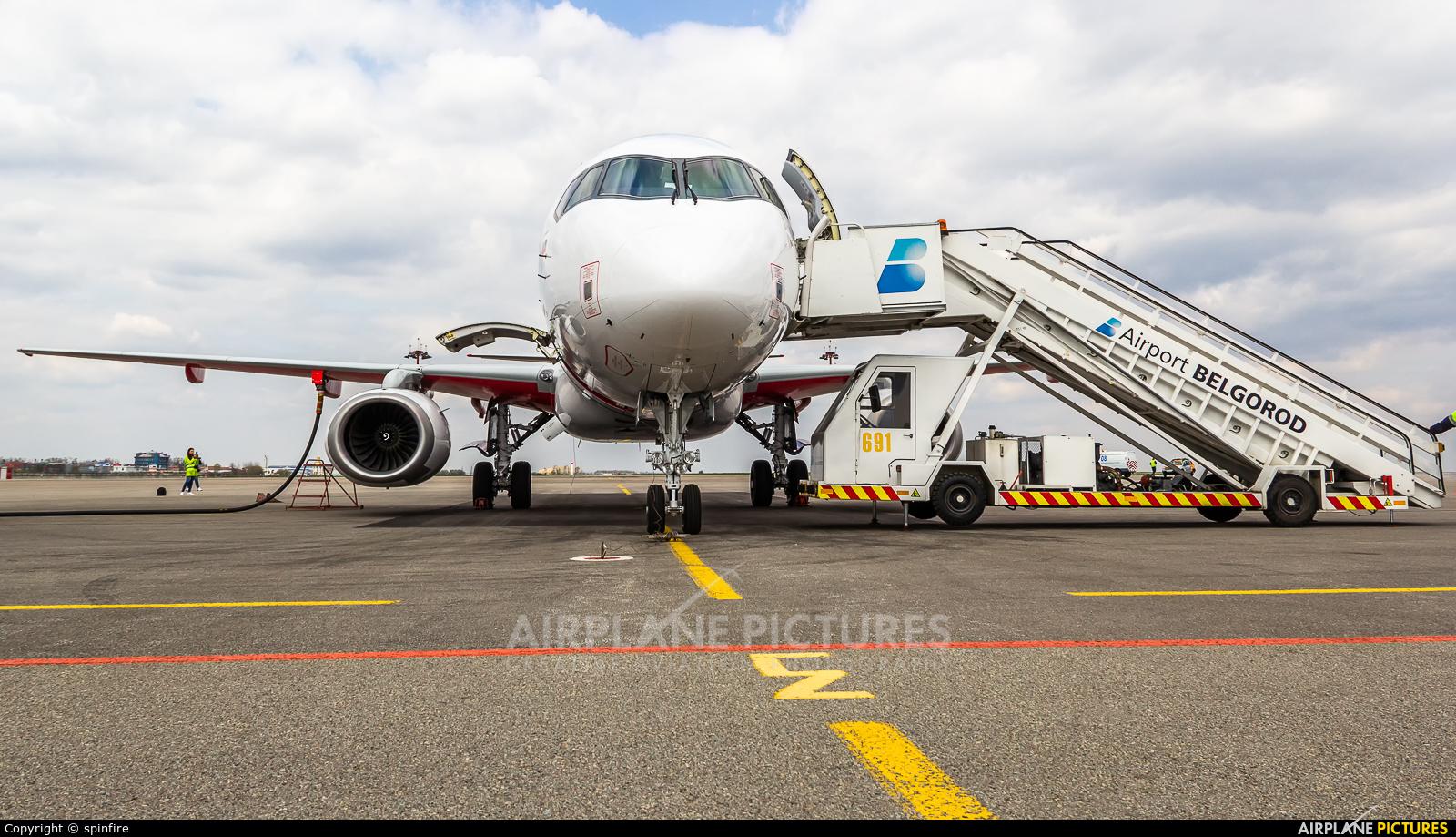 Red Wings RA-89144 aircraft at Belgorod Intl