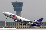 N621FE - FedEx Federal Express McDonnell Douglas MD-11F aircraft