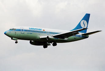 OO-SDA - Sabena Boeing 737-200
