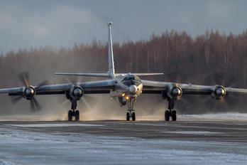 RF-34073 - Russia - Navy Tupolev Tu-142MR