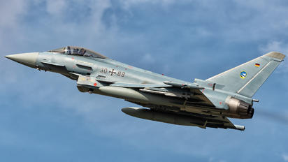 30+88 - Germany - Air Force Eurofighter Typhoon