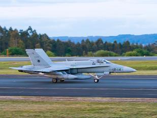 C.15-56 - Spain - Air Force McDonnell Douglas F/A-18A Hornet