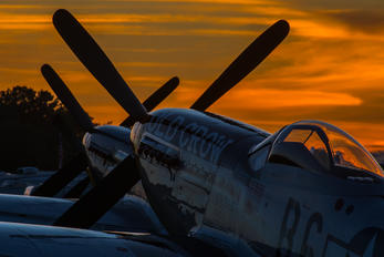 NL431MG - Private North American P-51D Mustang