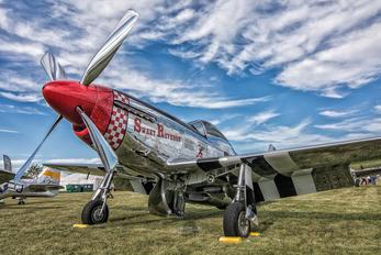 NL68JR - Private North American P-51D Mustang