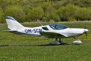 OM-SCN - Sky Story ATO Czech Sport Aircraft PS-28 Cruiser aircraft