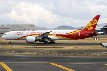 B-207J - Hainan Airlines Boeing 787-9 Dreamliner