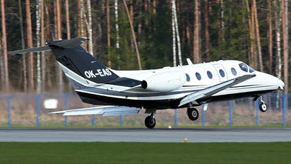 OK-EAS - Private Hawker Beechcraft 400A Beechjet