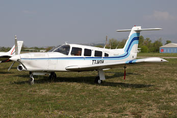 T7-WSM - Private Piper PA-32 Saratoga