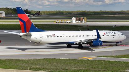 N833DN - Delta Air Lines Boeing 737-900ER