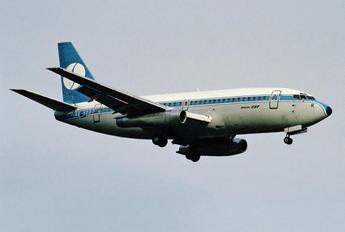 OO-SDR - Sabena Boeing 737-200