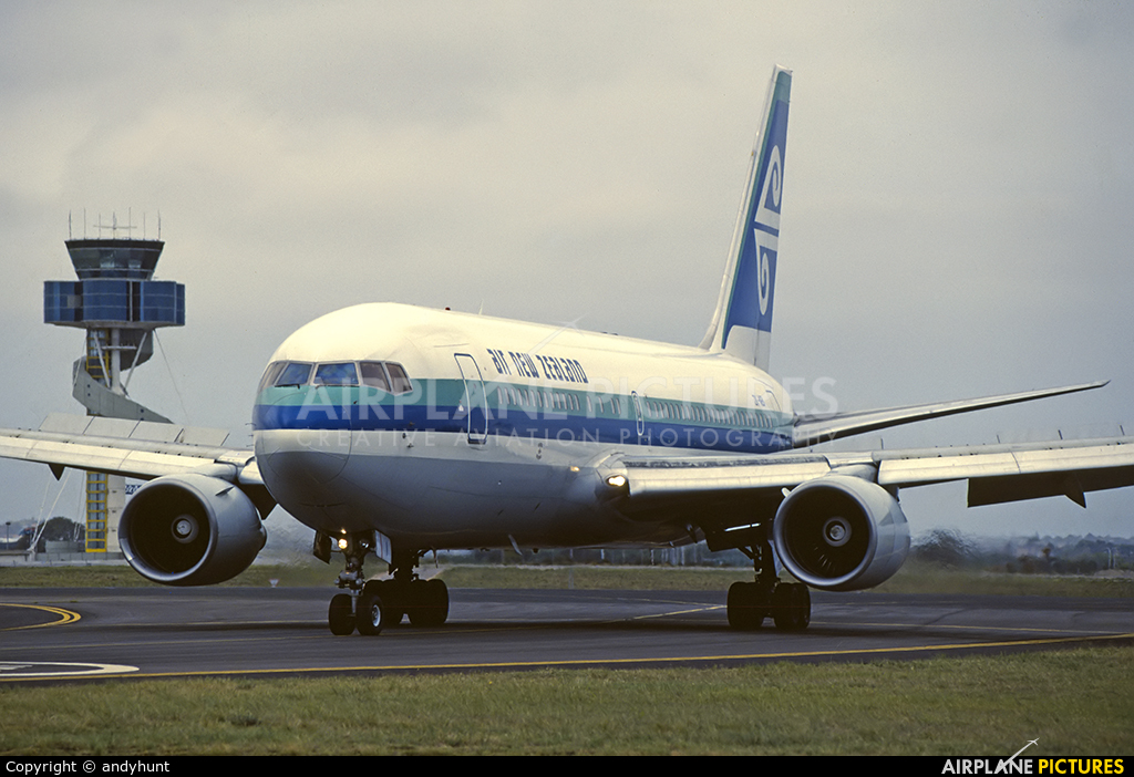 Air New Zealand ZK-NBB aircraft at Sydney - Kingsford Smith Intl, NSW
