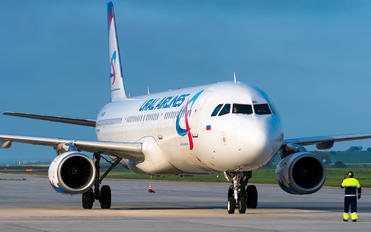 VP-BBH - Ural Airlines Airbus A321