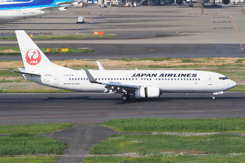 JA304J - JAL - Japan Airlines Boeing 737-800