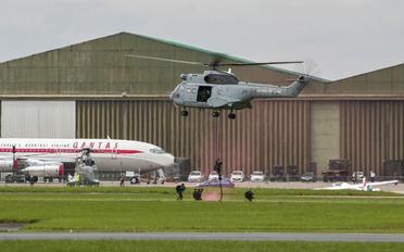1321 - France - Air Force Aerospatiale SA-330 Puma