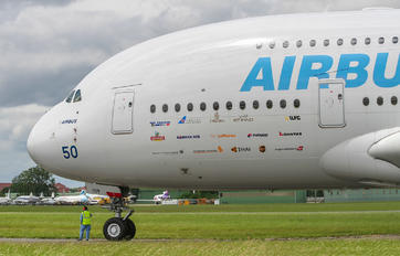 F-WWJB - Airbus Industrie Airbus A380
