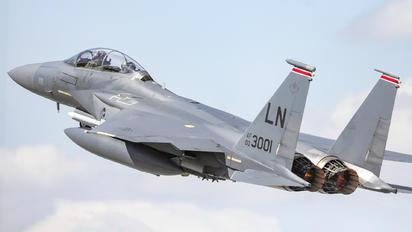 00-3001 - USA - Air Force McDonnell Douglas F-15E Strike Eagle