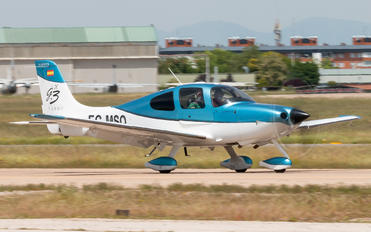 EC-MSQ - Private Cirrus SR22-GTS G3 Turbo