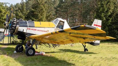 SP-ZWZ - ZUA Mielec PZL M-18B Dromader