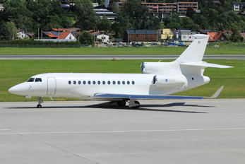 N996MS - Private Dassault Falcon 5X
