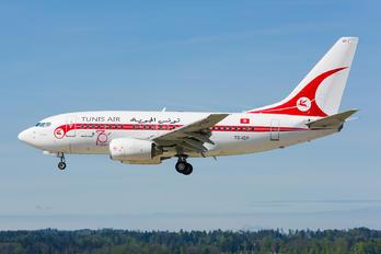 TS-IOP - Tunisair Boeing 737-600