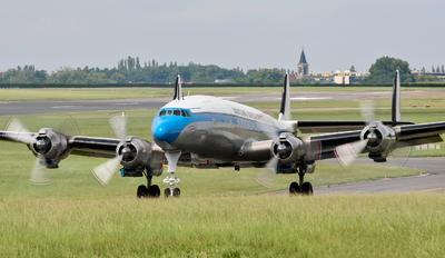 N73544 - Private Lockheed C-121C Super Constellation