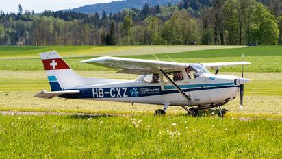 HB-CXZ - Private Cessna 172 Skyhawk (all models except RG)