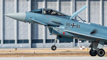 30+81 - Germany - Air Force Eurofighter Typhoon