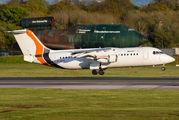 G-JOTS - Jota Aviation British Aerospace BAe 146-300/Avro RJ100 aircraft