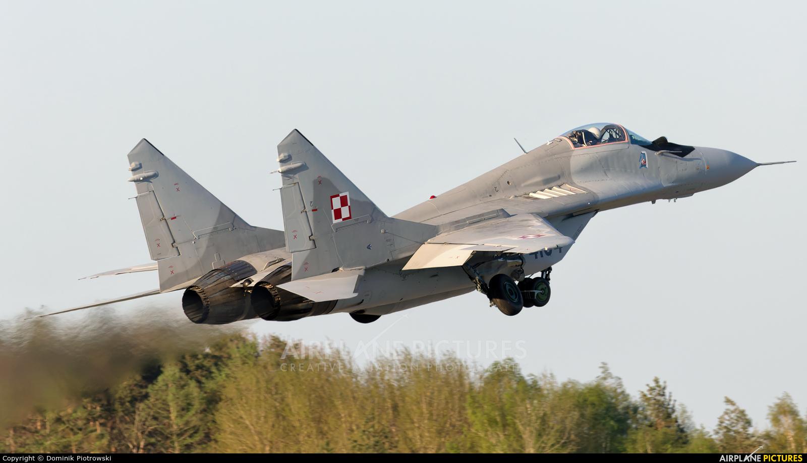 Poland - Air Force 4104 aircraft at Świdwin