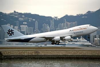 B-HMD - Air Hong Kong Boeing 747-200SF