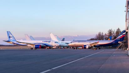 VP-CZD - GECAS Airbus A320 NEO