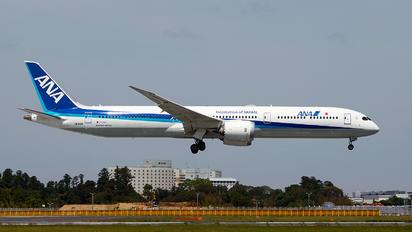 JA901A - ANA - All Nippon Airways Boeing 787-10 Dreamliner