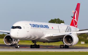 TC-LGC - Turkish Airlines Airbus A350-900