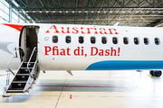 Retirement of the last Austrian Airlines Dash 8 title=