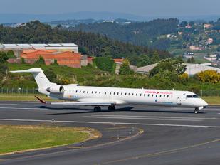EC-LJT - Air Nostrum - Iberia Regional Bombardier CRJ-1000NextGen