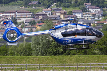 D-HBWW - Germany - Police Airbus Helicopters EC145 T2
