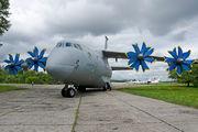 02 BLUE - Ukraine - Air Force Antonov An-70 aircraft