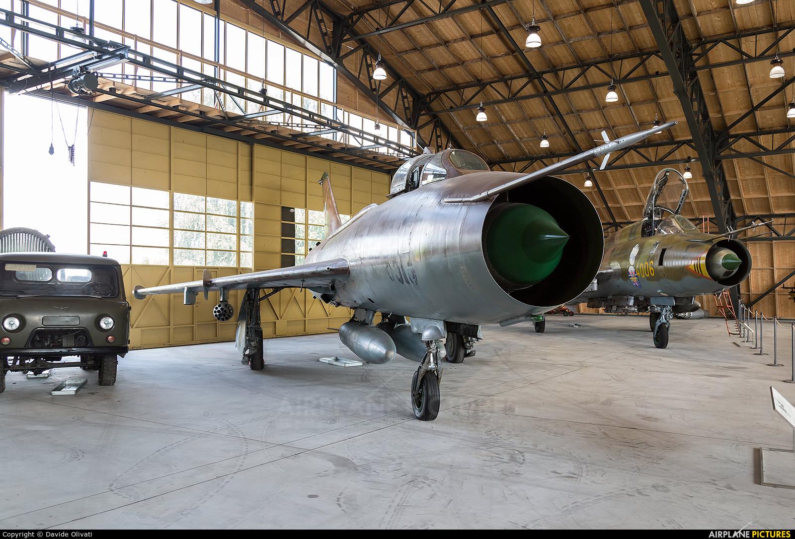 Czechoslovak - Air Force 6513 aircraft at Prague - Kbely, Letecké muzeum