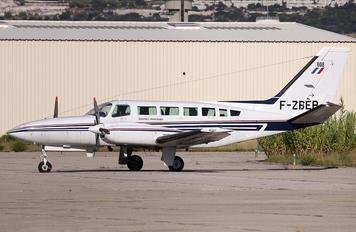 F-ZBER - France - Customs Cessna 404 Titan