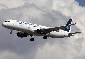 TS-IQB - Nouvelair Airbus A321