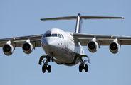 OO-DJK - Brussels Airlines British Aerospace BAe 146-200/Avro RJ85 aircraft