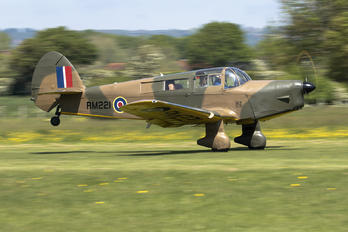 G-ANXR - Aero Legends Percival P.28 Proctor 4
